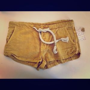 Free people shorts NWT